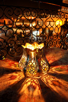 The Moroccan lamp