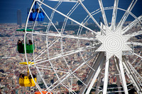 Ferris Wheel in Tibidabo