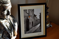 A limited and signed print Lanterns (Sintra)