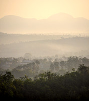 Sunrise Mist over Vinales