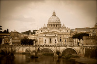 St. Peter's across the Tiber