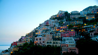Positano after Sunset