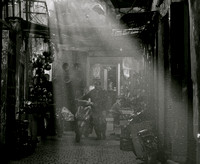 Dust in the Souk