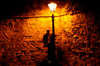 The Man and the Lamp Post